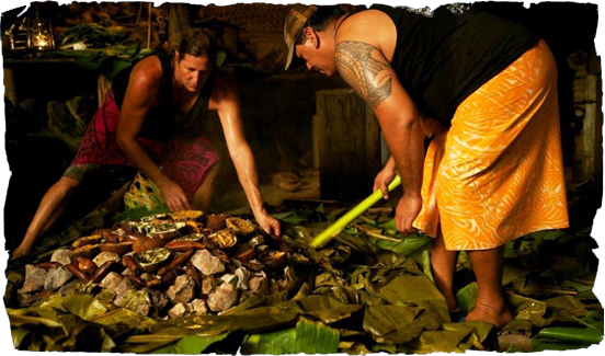 Samoan Feast – Tisa's Barefoot Bar